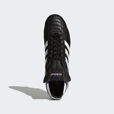 Fotbal černá Kopačka Kaiser 5 Cup