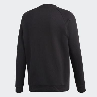 Männer Originals 3-Streifen Sweatshirt Schwarz