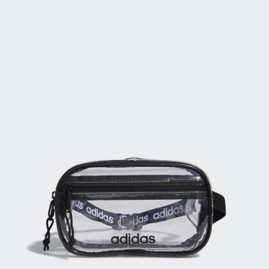 Essentials White Clear Waist Pack