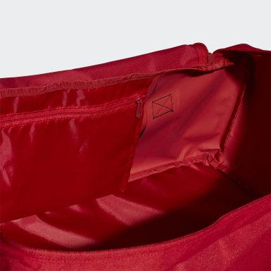 Træning Rød Tiro sportstaske, Large