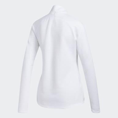 Women's Essentials White Essentials 3-Stripes Layering Jacket