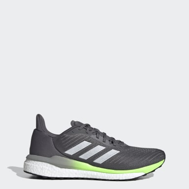 Men Running Grey SolarDrive 19 Shoes