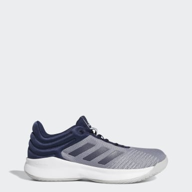 Men's Basketball Grey Pro Spark 2018 Low Shoes