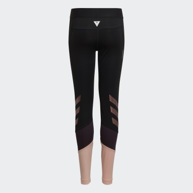 Kids Yoga Black The Future Today AEROREADY Tights