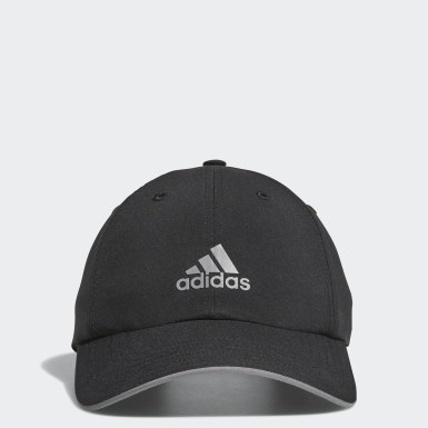 Men Golf Black Relax Performance Cap