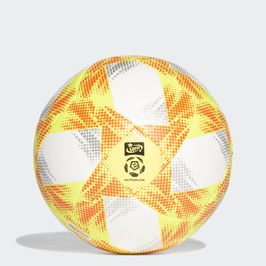 Football White Conext 19 Ekstraklasa Top Capitano Ball