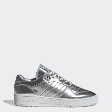 Men Originals Silver Rivalry Low Shoes