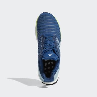 Tênis SolarBoost Azul Homem Running