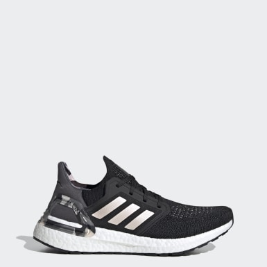Women Running Black Ultraboost 20 Shoes