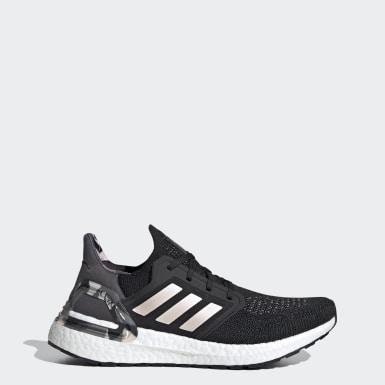 Kvinder Løb Sort Ultraboost 20 sko