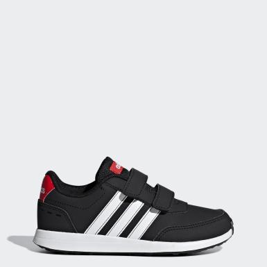Çocuklar Sport Inspired Siyah Switch 2.0 Ayakkabı