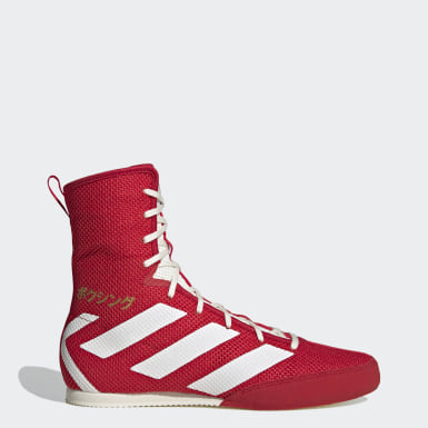 Chaussure Box Hog 3 Rouge Boxe