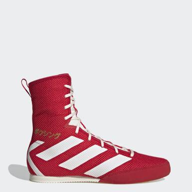 Sapatos Box Hog 3 Vermelho Boxe