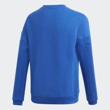 синий Джемпер