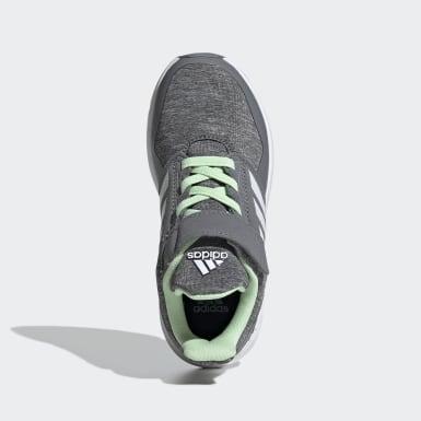 Kids Running Grey FortaFaito Shoes