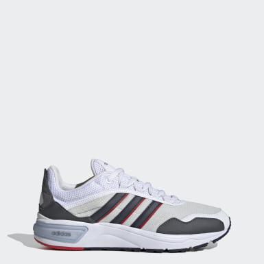 Running 90s Runner Schuh Grau