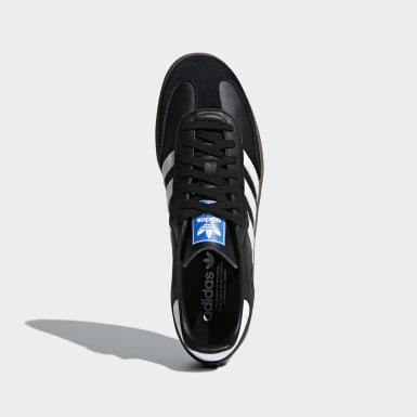 Originals สีดำ รองเท้า Samba OG