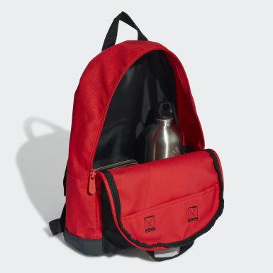Mochila Pokémon Rojo Niño Training