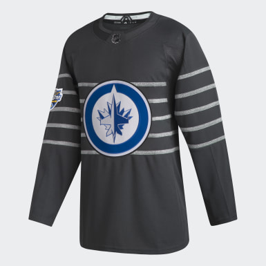 Maillot Jets All-Star Authentique multicolore Hommes Hockey