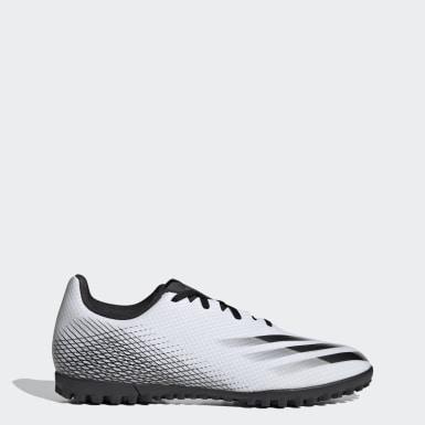 ผู้ชาย ฟุตบอล สีขาว รองเท้าฟุตบอล X Ghosted.4 Turf