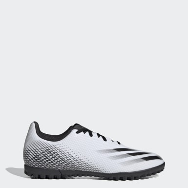 X GHOSTED.4 TF Blanco Hombre Fútbol