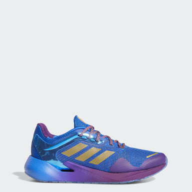 Men Running Blue Alphatorsion Shoes