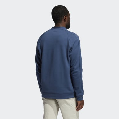 Felpa Go-To Crewneck Blu Uomo Golf