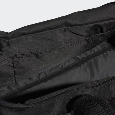กระเป๋าดัฟเฟิล 3-Stripes ขนาดกลาง ปรับเป็นกระเป๋าสะพายหลังได้