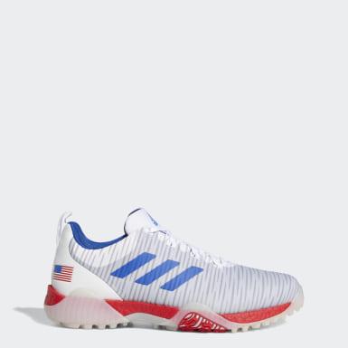 Sapatos de Golfe CodeChaos Branco Homem Golfe