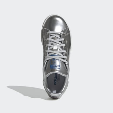 Kinderen Originals Zilver STAN SMITH J