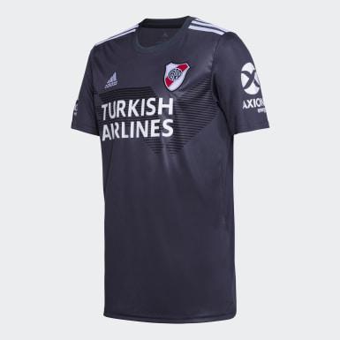 Camiseta River Plate adidas 70 años Gris Hombre Fútbol