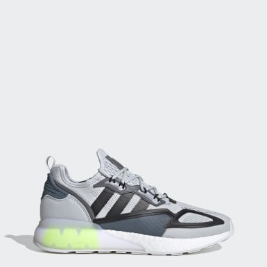 Zapatilla ZX 2K Boost Gris Originals