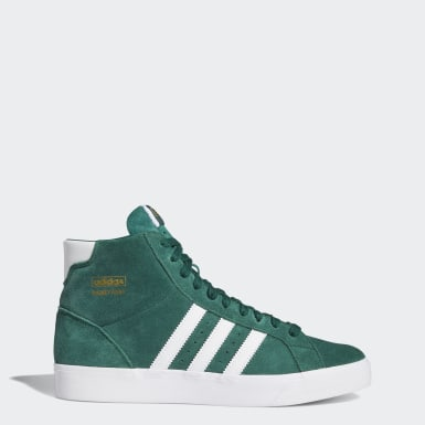 Chaussure Basket Profi Vert Originals