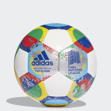 UEFA Top Glider Branco Futebol