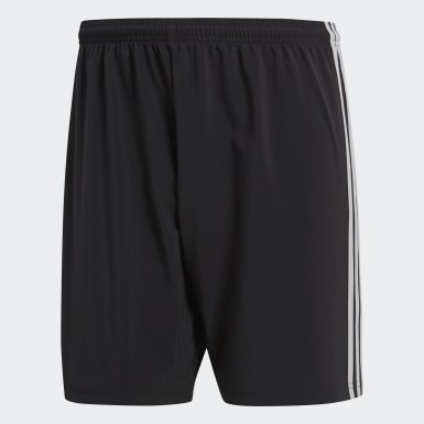 Shorts Condivo 18 Negro Hombre Fútbol