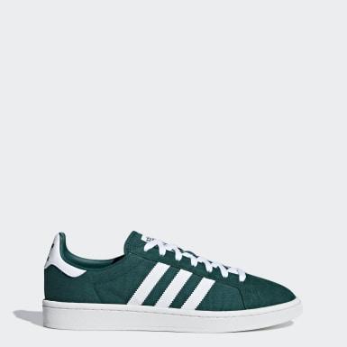 scarpe adidas campus verde