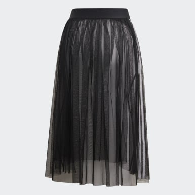 Women Originals Black Tulle Skirt