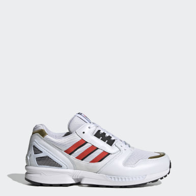 Originals White ZX 8000 Shoes