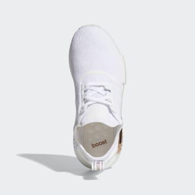 Tenis NMD_R1 Blanco Mujer Originals