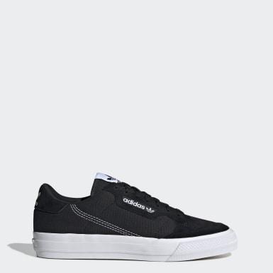 Chaussure Continental Vulc noir Originals