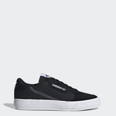 Tenis Continental Vulc Negro Originals