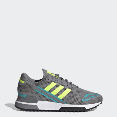 Originals Grey ZX 750 HD Shoes