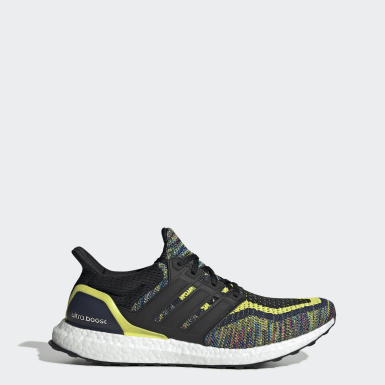 Men's Running Blue Ultraboost Multicolor Shoes
