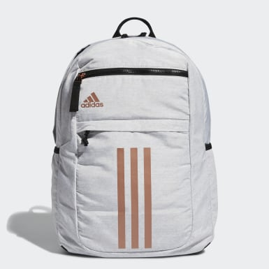 Training White League 3-Stripes Backpack