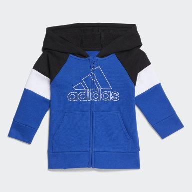 Ensemble pantalon et pantalon sportswear Pieced Fleece bleu Bambins & Bebes Entraînement