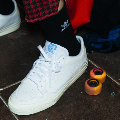 Sapatos Continental Vulc x Unity Branco Originals