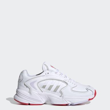 Kvinder Originals Hvid Falcon 2000 sko