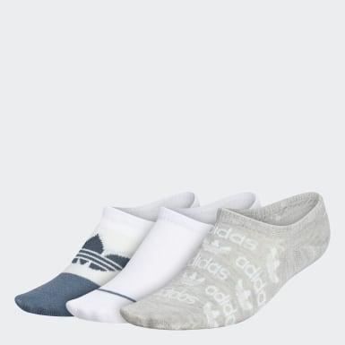 Women Originals Multicolor Graphic Super-No-Show Socks 3 Pairs