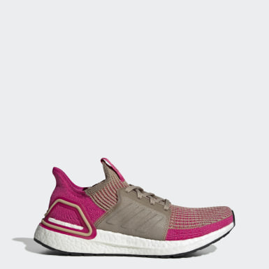 Women's Running Brown Ultraboost 19 Shoes