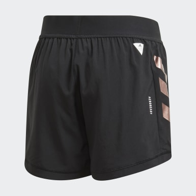 Mädchen Training The Future Today AEROREADY Shorts Schwarz